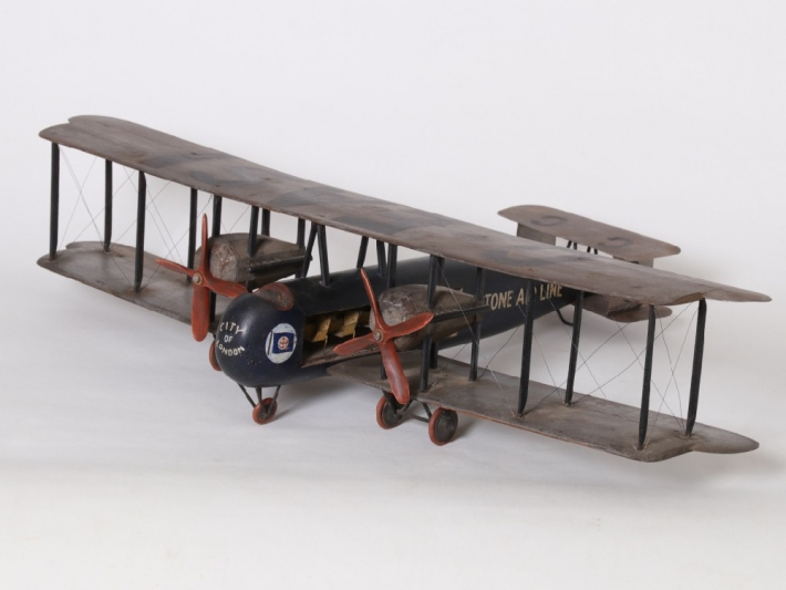 En vente :  VICKERS INSTONE VIMY COMMERCIAL G-EASI  CITY OF LONDON