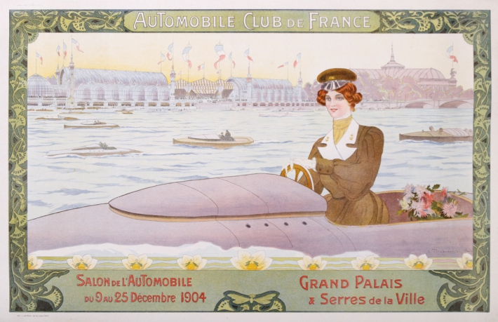En vente :  ALON DE L'AUTOMOBILE CLUB DE FRANCE 1904