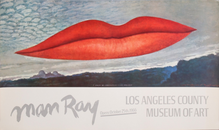 En vente :  MAN RAY A L'HEURE DES OBSERVATOIRES EXPOSITION LOS ANGELES COUNTY MUSEUM OF ART