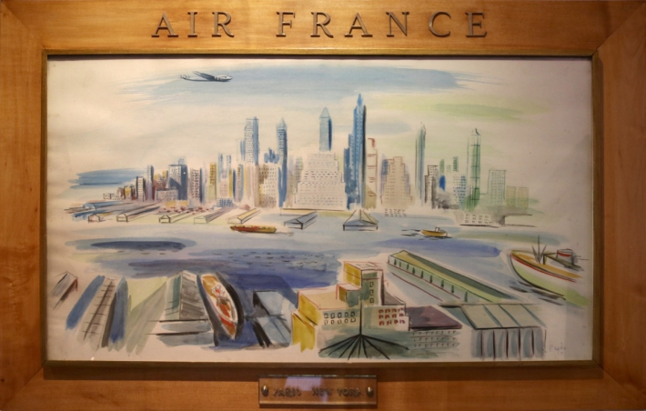 En vente :  AIR FRANCE PARIS NEW YORK