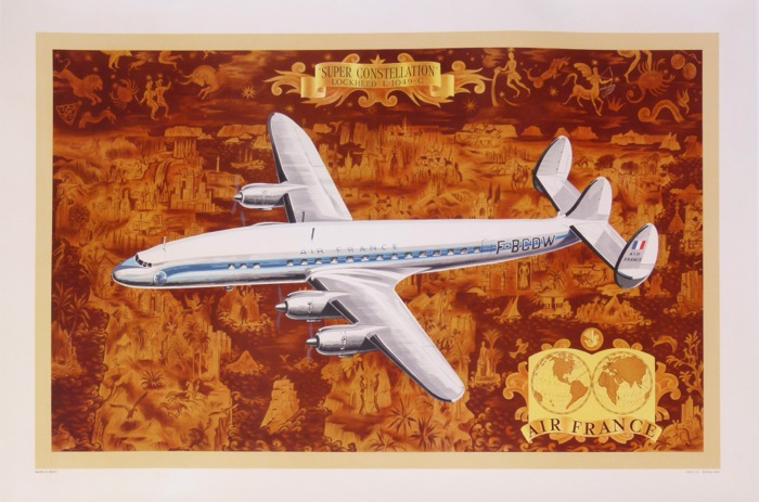 En vente :  AIR FRANCE LOCKHEED L-1049-C SUPER CONSTELLATION