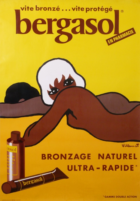 bronzage naturel ultra rapide