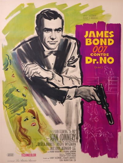 En vente :  JAMES BOND 007 CONTRE Dr NO