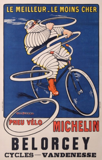 En vente :  MICHELIN PNEU VELO - BELORGEY CYCLES VANDENESSE