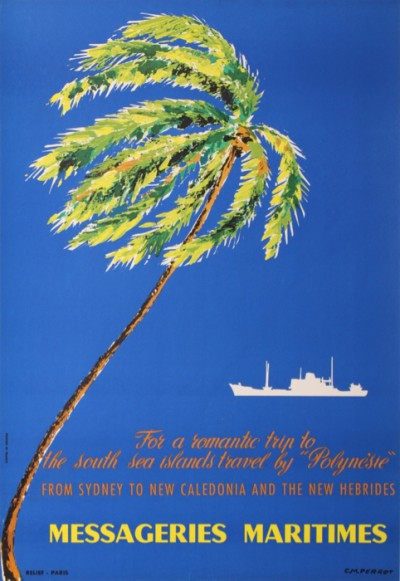 En vente :  MESSAGERIES MARITIMES SYDNEY NEW CALEDONIA NEW HEBRIDES
