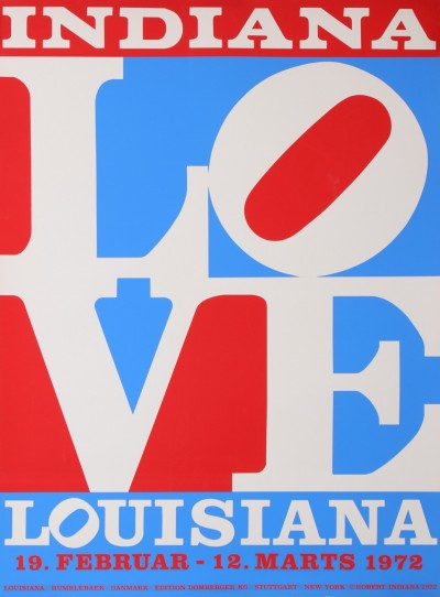 En vente :  INDIANA LOVE LOUISIANA