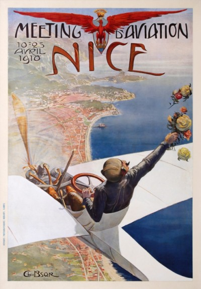 En vente :  NICE MEETING AVIATION