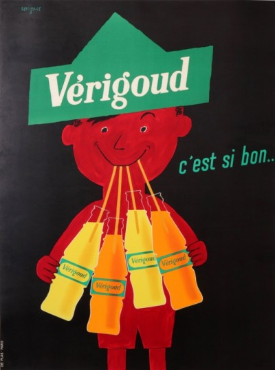 En vente :  VERIGOUD C'EST SI BON ORANGE CITRON