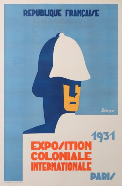 En vente :  EXPOSITION COLONIALE INTERNATIONALE 1931