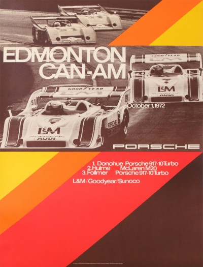 En vente :  PORSCHE EDMONTON CAN-AM