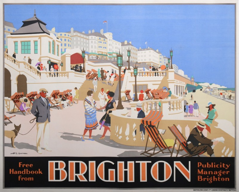 En vente :  BRIGHTON  SOUTH EAST  OF ENGLAND