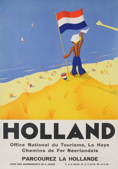 En vente :  HOLLAND OFFICE NATIONAL DE TOURISME LA HAYE