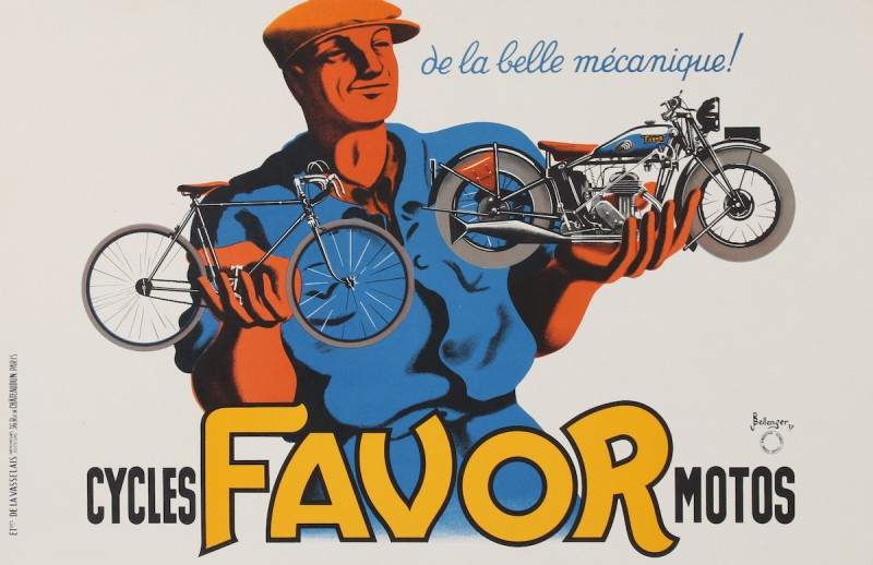 En vente :  CYCLES FAVOR
