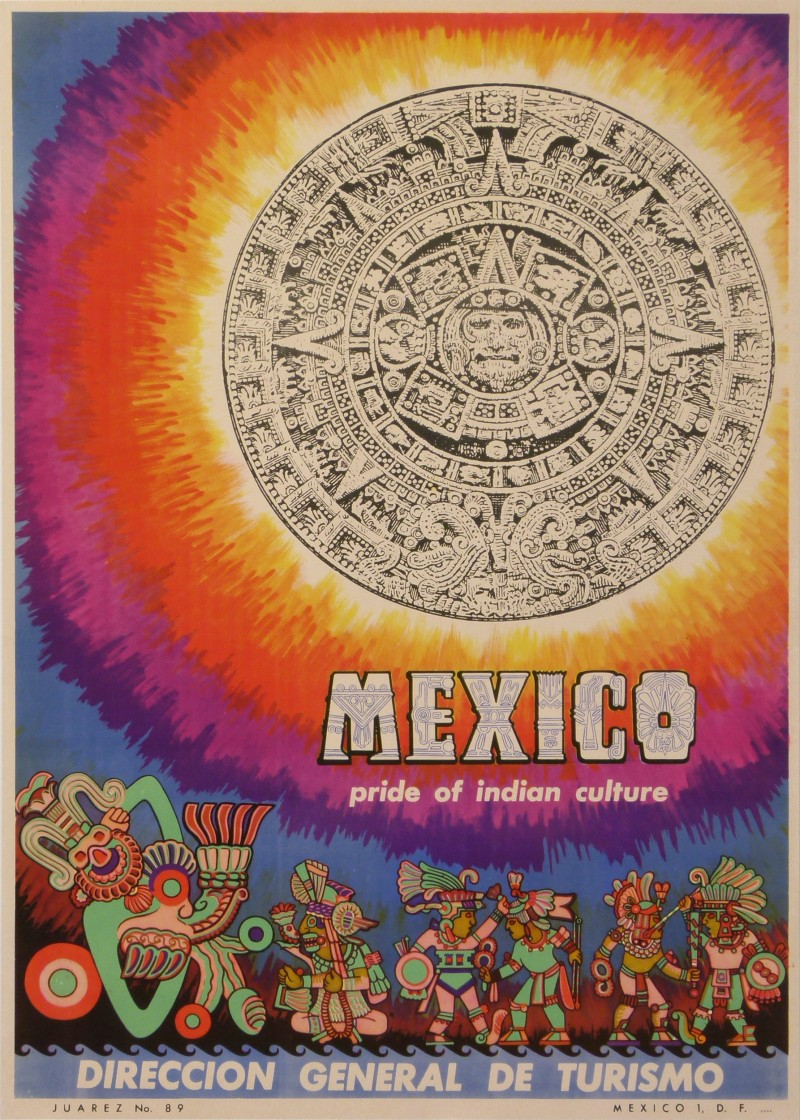 En vente :  MEXICO PRIDE OF INDIAN CULTURE