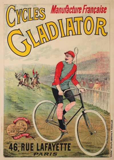 En vente :  CYCLES GLADIATOR MANUFACTURE