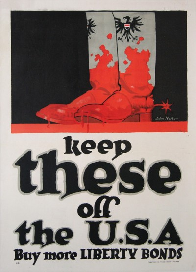 En vente :  KEEP THESE OFF THE USA