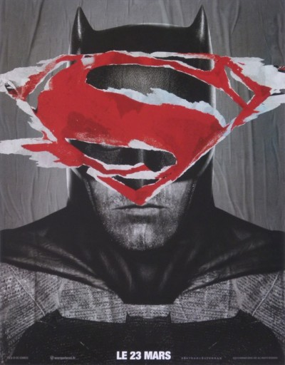 En vente :  BATMAN V SUPERMAN